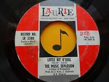 THE MUSIC EXPLOSION ~ Little Bit O' Soul ~ 45's record ~ ROCK ~ 1967 ~ VG+