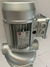 """Pump Solvent Fbn100 1Hp Due Effe 1"""" Inlet & 1"""" Outlet Fpt M16844 0702087 0702173"""