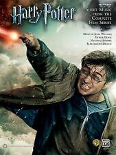 Harry Potter - Sheet Music From The Complete Film Series: Easy Piano (harry P...