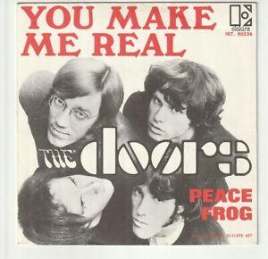 Sp 45 Giri The Doors You Make Me Real Francia Electra 80234 Biem Rare French