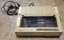 Panasonic KX-P1092 Dot Matrix Printer - Powers on but for parts or repair