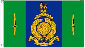 3 Commando Brigade Royal Marines RM 5'x3' Flag Signal Squadron Royal Marines