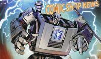 COMIC BOOK SHOP NEWS #1725(2020)VG  TRANSFORMERS-BACK TO THE FUTURE+VAMPIRELLA!!