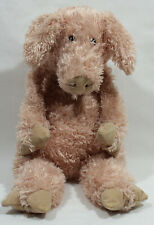 "JELLYCAT Retired Plush Bunglie Blush Pink Pig Stuffed Animal Large 16"" Tall"