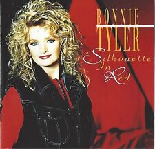 Bonnie Tyler/Silhouette a RED * NEW CD * NUOVO *