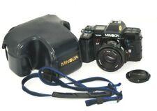 Minolta  7000  AF,  mit Minolta AF Lens  50mm / 1,7