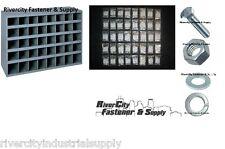 METRIC GRADE 8.8 BOLT / HEX HEAD CAP SCREW, NUT & WASHER KIT 1496 Pcs WITH BIN