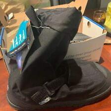 N.E.O.S. Voyager Overshoes Medium Us Men 13-14.5 Black, New Vn1 Xxl