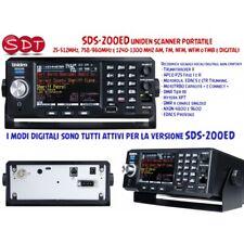 SDS-200ED Uniden Tragbarer Scanner 25 512MHz,758 960MHz und 1240-1300 MHZ Am,Fm