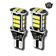 600LM W16W T10 T15 LED Canbus Error Xenon Atrás Bombilla Luz Blanca Luz Lateral