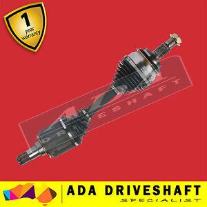 1 New CV Joint Drive Shaft for Toyota Hilux KZN185 KUN25 KUN26R SR5