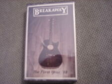 SEALED RARE OOP Breakaway First Year '88 CASSETTE TAPE Lowen & Navarro folk rock