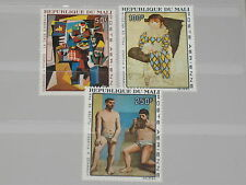 Mali 1967 146-8 C46-8 Picasso Paintings Art Kunst MNH