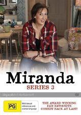 Miranda: Series 3 DVD NEW