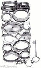 Marc Ecko: Keyhole Series Women Stainless Steel watch E30001L1