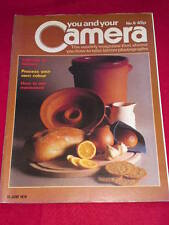 YOU AND YOUR CAMERA # 8 - USE MOVEMENT - June 14 1979