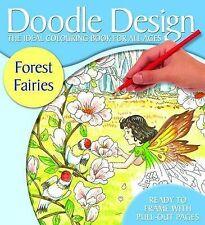 Good, Doodle Designs Forest Fairies - FSC, Holland Publishing PLC, Book