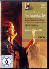 2.DVD STRAUSS DER ROSENKAVALIER Angelika Kirchschlager Pieczonka Persson BYCHKOV