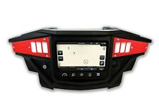 Ride Command Polaris XP1000 6 Switch RED Dash Panel