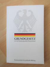 Taschenbuch: Grundgesetz für die Bundesrepublik Deutschland