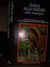 Guida alla natura della Sardegna  -  PRATESI - TASSI  -  1973