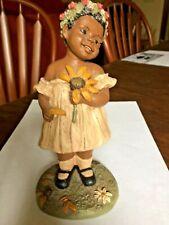 "New listing Martha Holcombe All God's Children Figurine ""Sunshine"", 1983, #72"