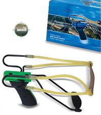 fionda doppio elastico potente catapulta precisione professionale competizione