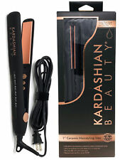 "Kardashian Beauty 1"" Ceramic Flat Iron - New In Box"