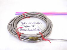 New Surplus Plastic Process Equipment Bendable Probe Thermocouple Bp-1218120