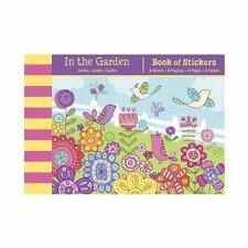 In the Garden Book of Stickers by Mudpuppy Press Staff (2013, Stickers)