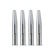 Stationery 2 Set x Kutsuwa STAD Wood Lead Pencil Cap Metal ( Total 8 Caps ) SB