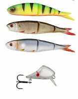 SAVAGE GEAR SOFT 4PLAY LIP SCULL KIT 3+1 PREDATOR FISHING ZANDER PIKE BASS LURE