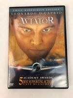 The Aviator (DVD, 2005, 2-Disc Set, Widescreen) Leonardo Dicaprio FSTSHP