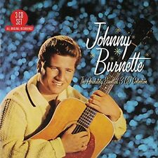 Johnny Burnette-absolutely Essential 3 CD NUOVO