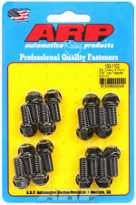 """ARP Header Bolts 100-1102  BIG BLOCK CHEVY & FORD 3/8"""" Diameter Bolt 3/8"""" Wrench"""