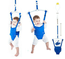 Baby Doorway Jumping Bouncers Activity Swing Adjustable Strap Seat Exercise Jump