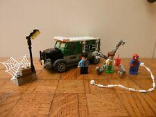 Lego lot Marvel Super Heroes 76015 Doc Ock Truck Heist 100% complet