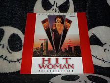 Hit Woman Laserdisc LD Susan Lucci Free Ship $30 Orders