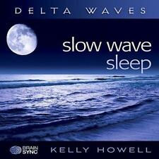 Slow Wave Sleep by Kelly Howell (2010, CD)
