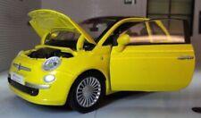 Articoli di modellismo statico MOTORMAX pressofuso per Fiat