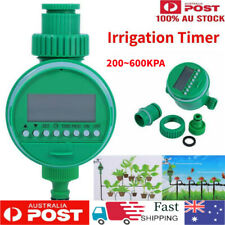 Electronic Water Tap Timer Garden Hose Automatic Watering Irrigation Controller