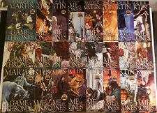 Game of Thrones #1-24 Full Complete Set Rare NM Dynamite Comics