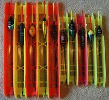 Lot 10 lignes montées différentes 7M pêche au coup flotteur Filstar/Top Float 25