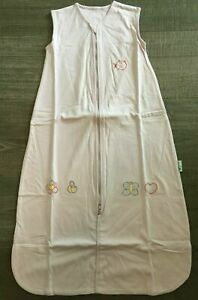 Slumbersac Baby Girls Lilac Sleeping Sleep Bag 0.5 Tog Lightweight 6 18 Months