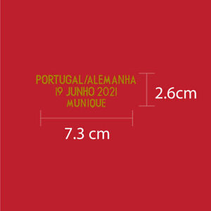 Portugal FPF EURO 2020 Reproduction Match Details