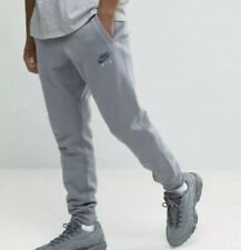 Nike Air Mens Joggers Grey S M L XL Active Wear Bottoms