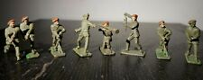 Lone Star Toy Soldiers Harvey Series Army Red Paratroopers 54mm 1:32 Lot 8