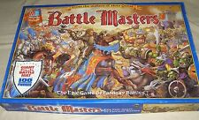 Battle Masters Fantasy Battles Board Game Hero Quest 1992 Milton Bradley EXC