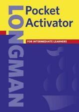 Longman Pocket Activator Dictionary by Pearson Longman (2002, Hardcover)