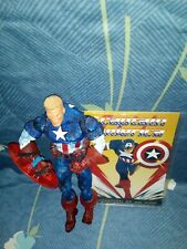 Marvel legends icons captain america